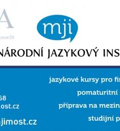 Vizitka pro Mezinárodní jazykový institut